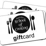 South Bay School of Cooking: Purchase Gift Cards
